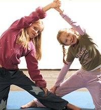 Kids Yoga at Yoga Glow Studio Beccles