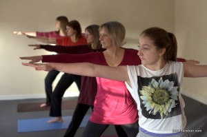 yoga in Beccles