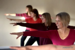 many styles of yoga at Yoga Glow Studio Beccles