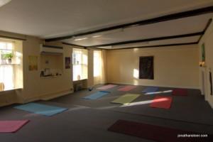 yoga glow studio Beccles