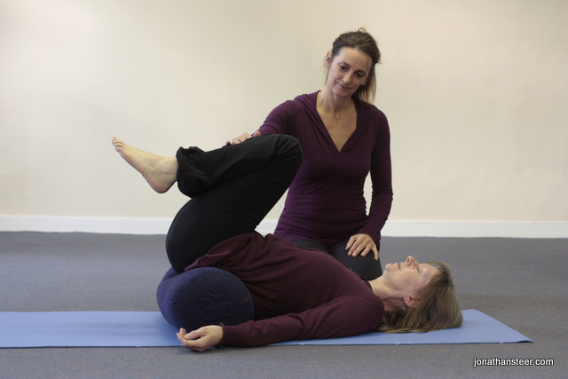 therapeutic yoga at Yoga Glow Studio Beccles