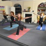 Yoga Glow Studio Beccles Open Day - Dynamic Yoga Demonstration